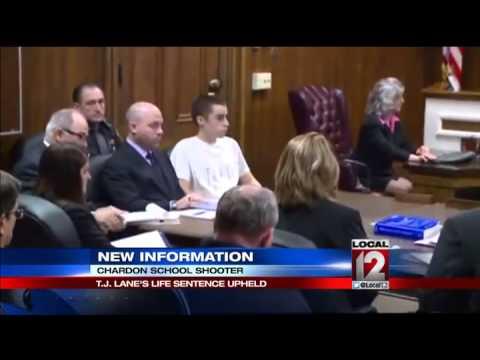 Life sentence upheld in fatal Ohio school shooting