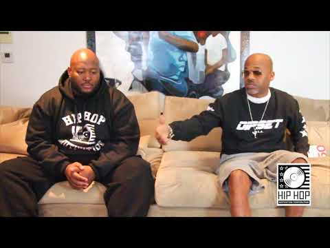 "Damon Dash ""Why is everyone so sensitive?"" {Combat Jack R.I.P.}"