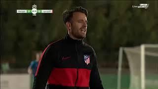مباراة اتلتيكو مدريد و فيتورول | كأس القادة السعودي ٢٠٢٠