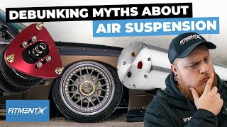 Debunking Myths About Air Suspension