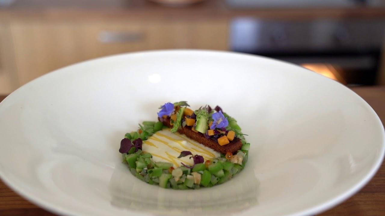 Quand l'art culinaire rencontre l'art de l'automobile, merci à Merouan top chef !