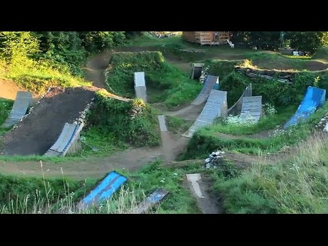 Dirt Jump Building Cycle