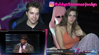 Patrice Oneal  A man's love - REACTION