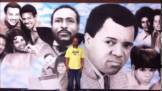 "Help Save The Wall Of Motown ""Legends"" With Clifton J. Perry...Detroit, Michigan"