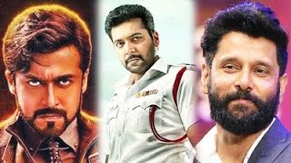 24 & 2Mugan Updates. Vikram or Surya may act in Miruthan Director's Next
