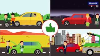 Car Insurance Benefits with Reliance General Insurance
