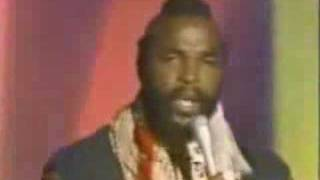 Mr. T Treat your mother right white boy dance off REMIX
