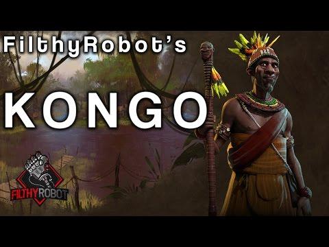 Civ 6 Game 28: Kongo (6FFA) Part 1