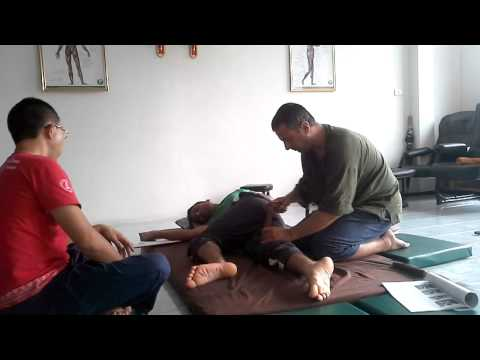 Phenkhae Thai Massage School Phuket Thailand, Tok-Sen Training
