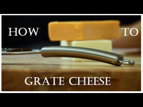 Get In The Kitchen with The Prince & Pantry: How to Grate Cheese with Ease Pics