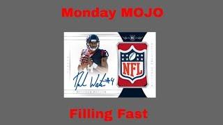 Monday MOJO! NT Fotl, Select NBA
