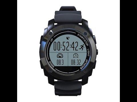 Relógio Smart Sport Watch G01 Gps Monitor Cardíaco