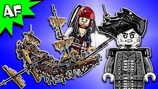 Lego Pirates of the Caribbean SILENT MARY 71042 Speed Build