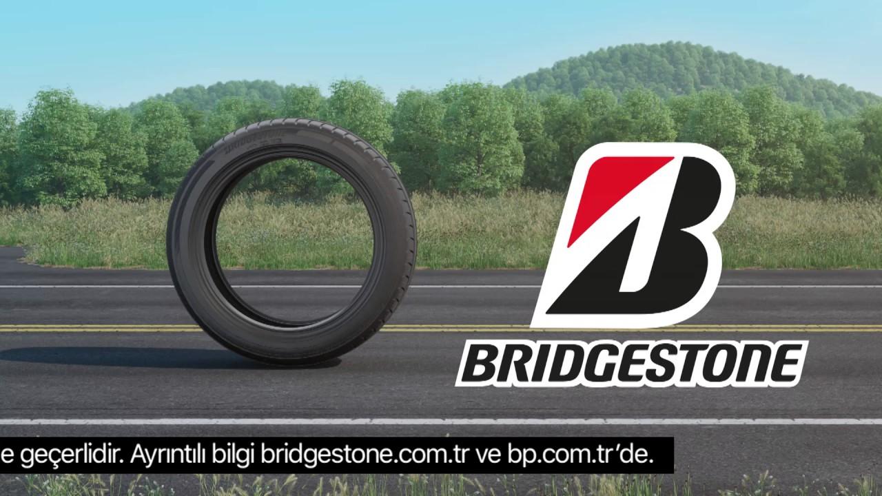 Yaz performans, performans emniyet ister! Bridgestone'dan 4 yaz lastiğini al ve 150 TL'ye varan indirim, BP'den 50 TL yakıt ve Garanti Bankası Bonus Flaş ile 60 TL Bonus kazan!