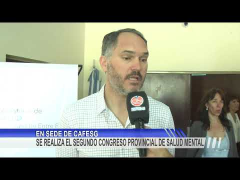 Se realiza el  II Congreso Provincial de Salud Mental en Concordia