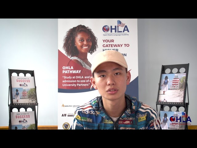 Wendi Hu will pursue his Bachelor Degree at University of Utah!