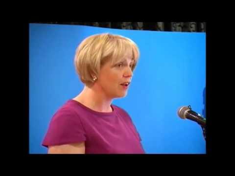2010 An Tánaiste Mary Coughlan TD