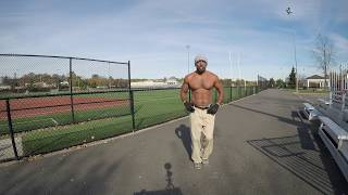"""FEDERAL PRISON BURPEES"" - (ADVANCED) - FIT OVER 50"