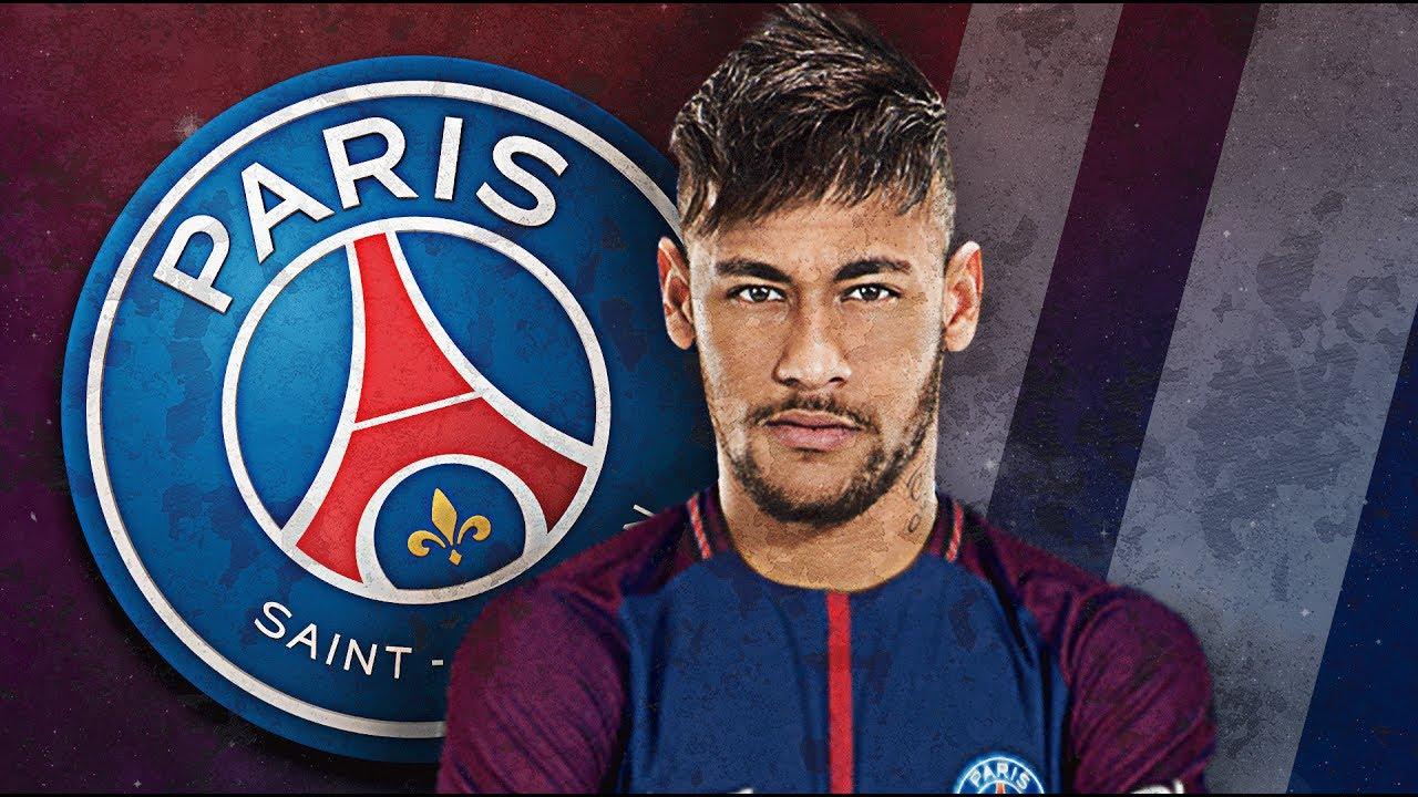 transfert de neymar au paris