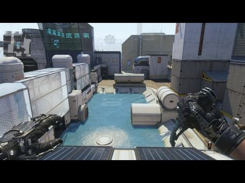 how to go out of the map solar on call of duty advanced warfare