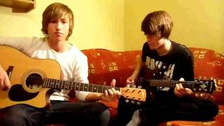 3 Doors Down - Here without you acoustic cover