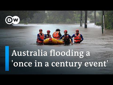 Australia declares natural disaster over torrential floods | DW News