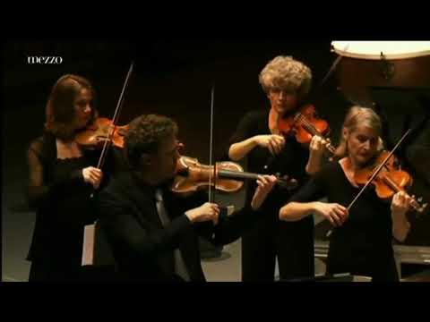 Bach Orchestral Suite No 3 BWV 1068 D Major Freiburger Barockorchester