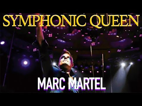 Marc Martel + Symphonic Queen -  in Mexico May 4 2018