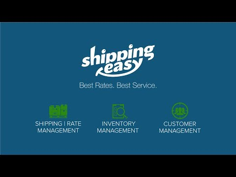ShippingEasy - Shipping Software for eCommerce