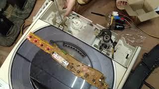 Máy giặt panasonic inverter báo lỗi H01 và H 09