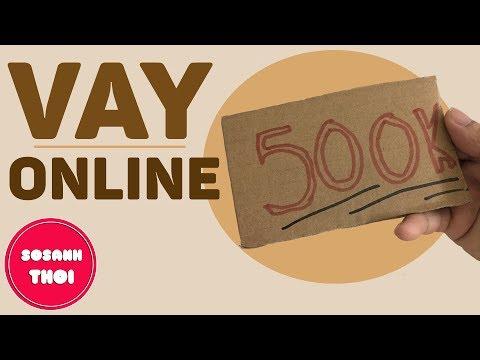Không Thể Tín Nổi Vay 500k Online 🤔 - Hướng Dẫn Vay Tiền Online Nhanh Nhất 🤣