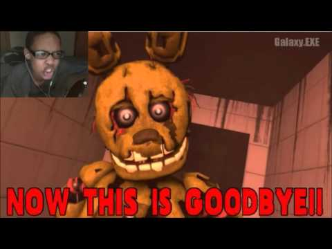 Sfm Fnaf Song Goodbye Collab Reaction Thank You For Playing