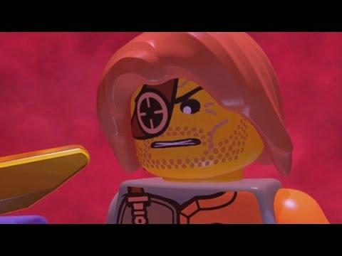 LEGO Ninjago: Shadow of Ronin Walkthrough Part 11 - Fangpyre Tomb & Hiroshis Labyrinth (3DS/Vita)