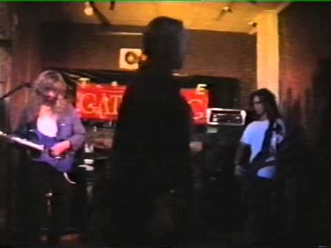 THE GATHERING live at the diner wellington nz early 90's