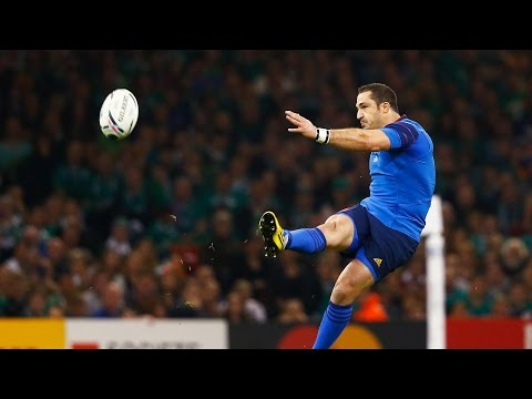 Scott Spedding | France's electric fullback