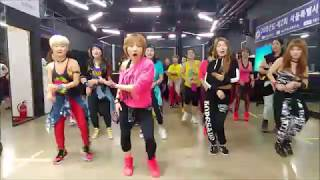 Charli XCX, Troye Sivan - 1999 (Lyrics) / JAY Choreography / Zumba Korea TV Video