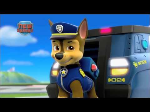 paw patrol chase youtube