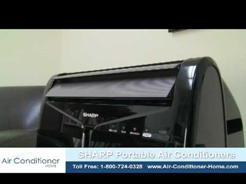 Sharp Portable Room Air Conditioners   YouTube
