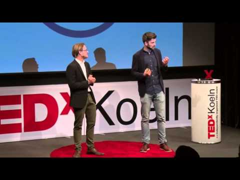 Refugee Law Clinic Cologne | Maximilian Oehl & Tobias Brings | TEDxKoeln