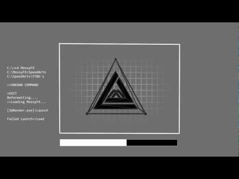 Computer Interface Intro – By MossyFX