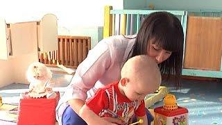 Курск: маленький Степан ищет любящих маму и папу