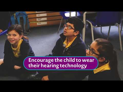 Supporting the achievement of deaf children who use English as an additional language