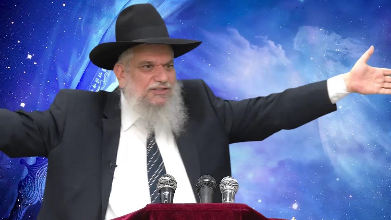פרשת פנחס: אליהו הנביא - הרב הרצל חודר HD