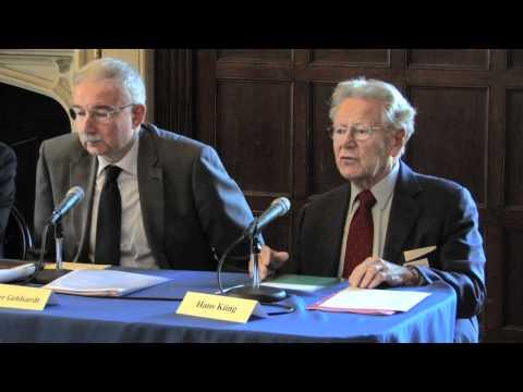 Hans Küng on Religious vs. Universal Law