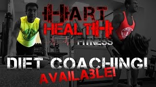 Diet Coaching With Chris Gonzales   Hart Health Fitness HHF