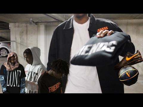 VLONE By ASAP Bari Aka Young Lord Overview