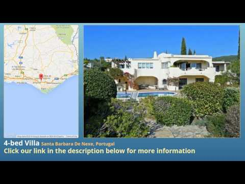 4-bed Villa for Sale in Santa Barbara De Nexe, Portugal on portugueselife.biz