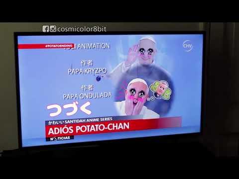 ADIÓS POTATO-CHAN [Final episode live footage]