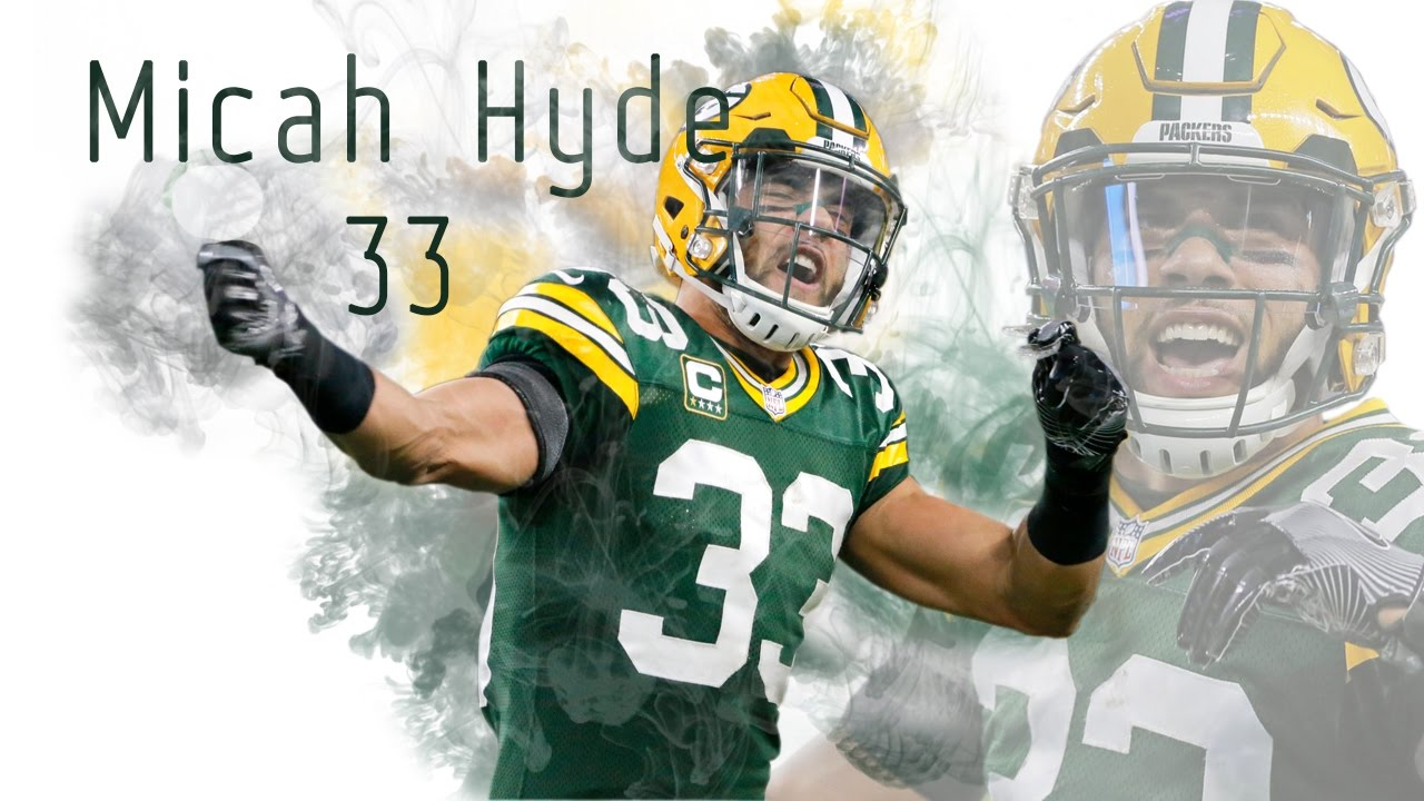 "Micah Hyde ""Jack All Trades"""