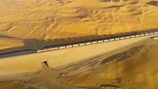 The $100BN Railway in the Desert